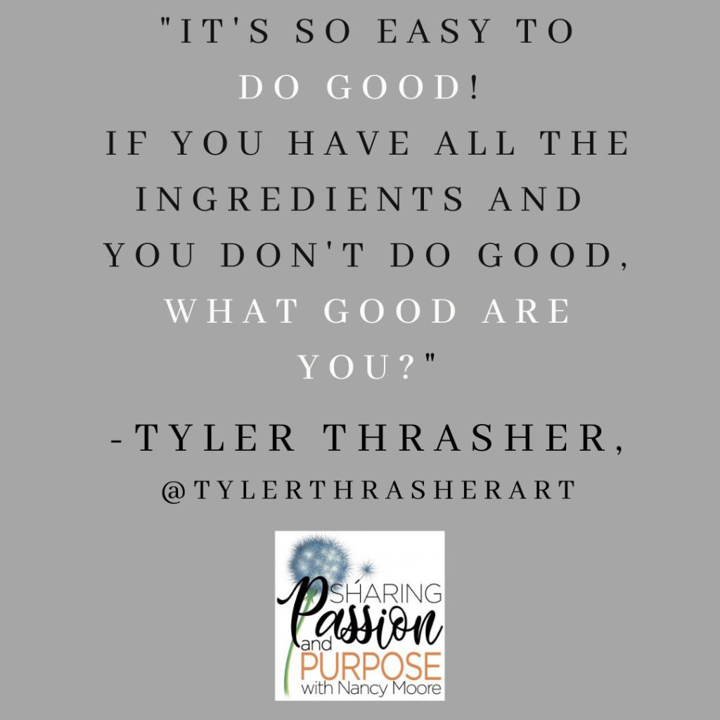 Tyler Thrasher Art