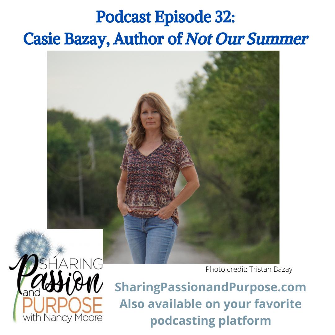 CasieBazayPodcast