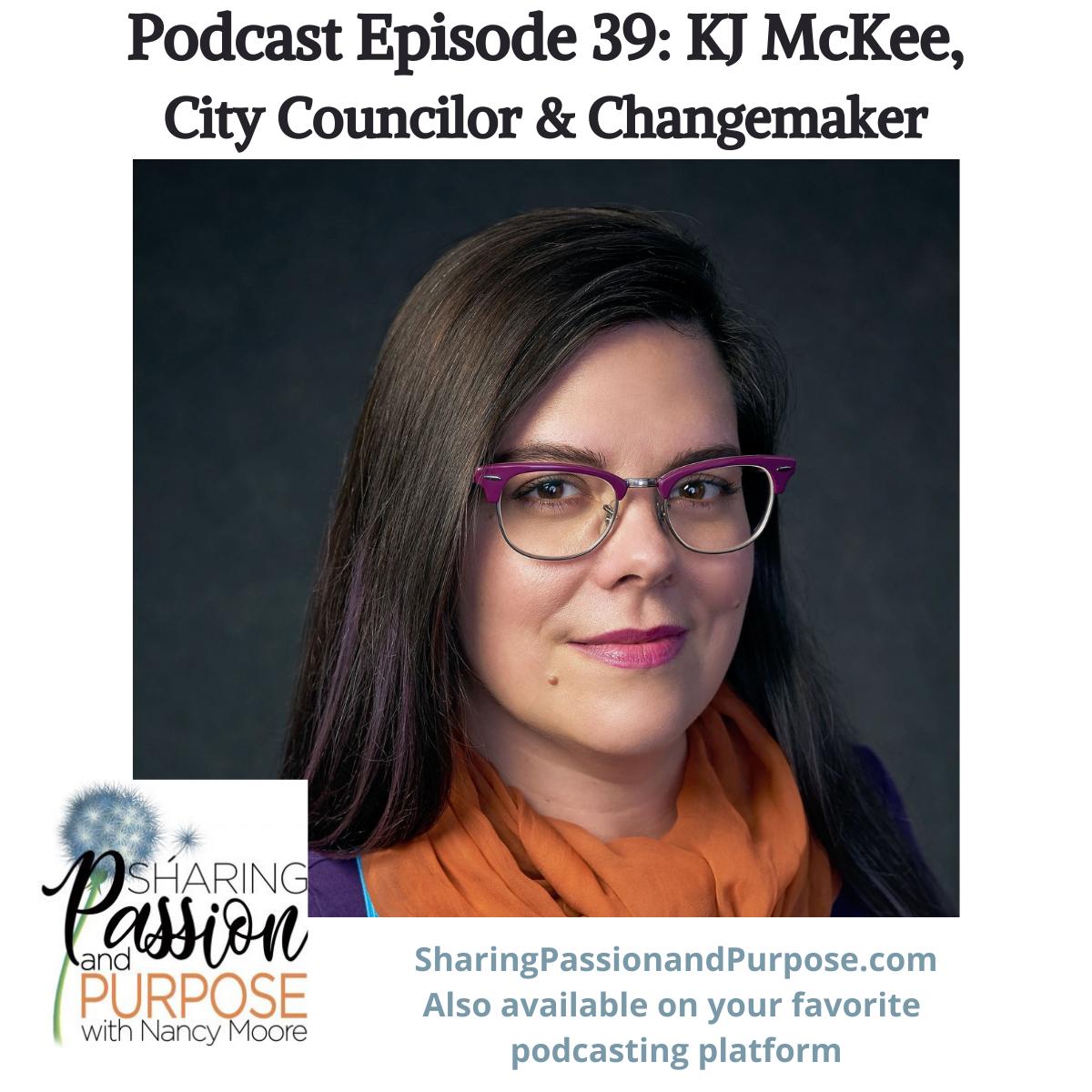 KJ McKee, Tulsa City Councilor and Changemaker